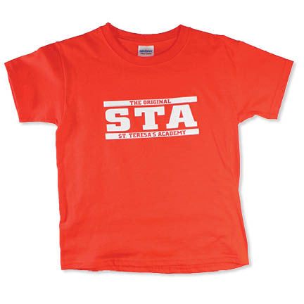 Youth Gildan Original STA Orange Short Sleeved T-shirt