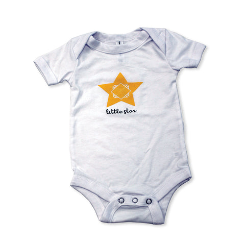 Youth Baby Emblem Little Star Onesie