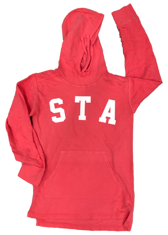 Comfort Colors Watermelon STA Hooded Pullover