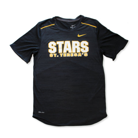 Athletics Nike Stars Dri-Fit Short Sleeved Performance T