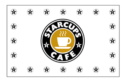 STARCUPS CAFE Punch Card