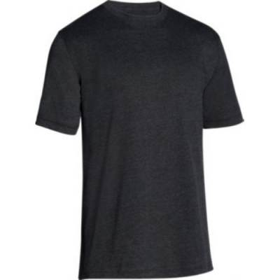 Lacrosse UA Men's Black Short Sleeved T