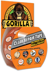Gorilla Clear Tape Repair