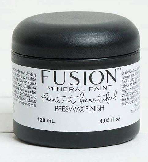 Fusion Beeswax Finish - 120ml