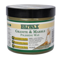 Briwax Granite and Marble Polishing Wax