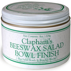 Clapham's Salad Bowl Finish