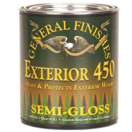 General Finishes Exterior 450 Top Coat