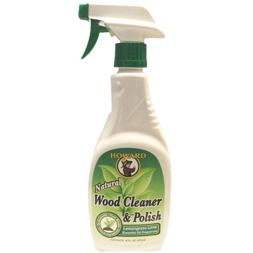 Howard Natural Wood Cleaner & Polish