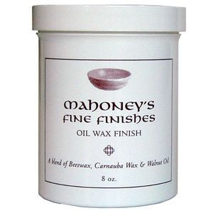 Mahoney's Oil/Wax Finish 8 Oz.