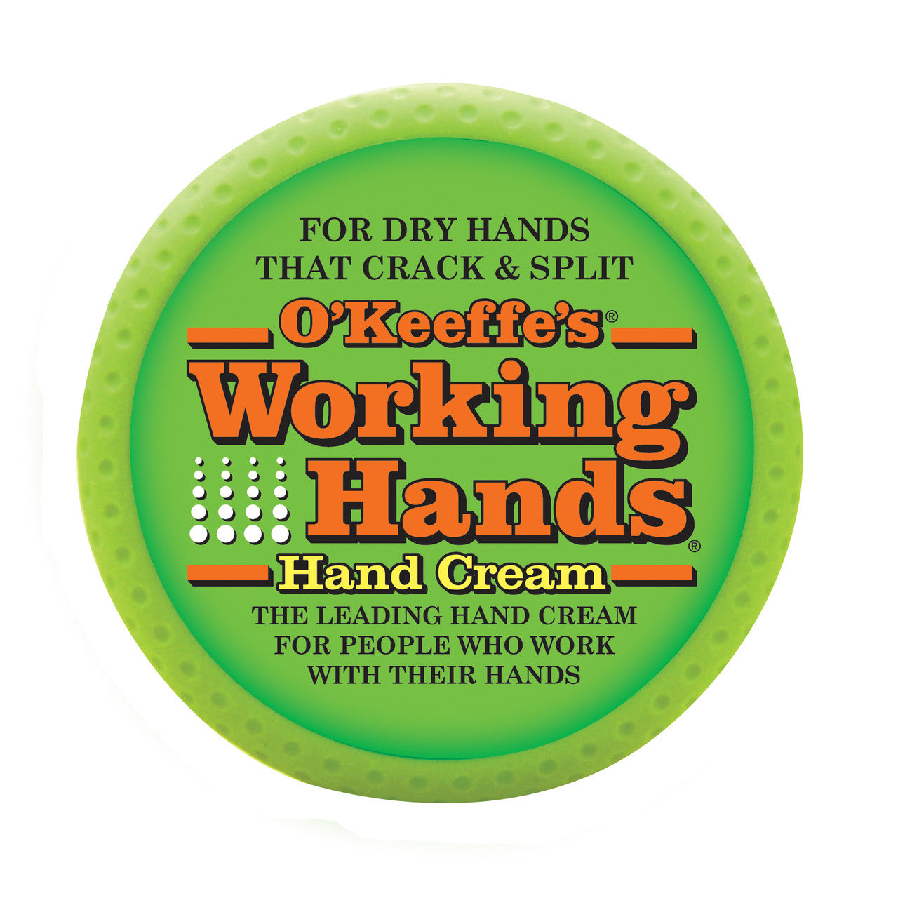 Okeeffe's Working Hands