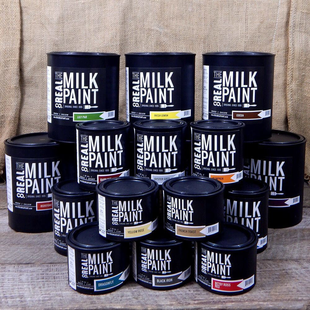 Real Milk Paint