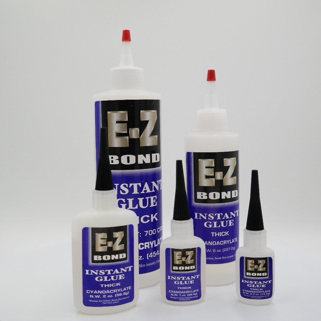 E-Z Bond Instant Glue Thick