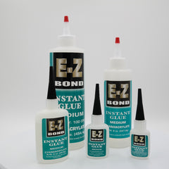 E-Z Bond Instant Glue Medium
