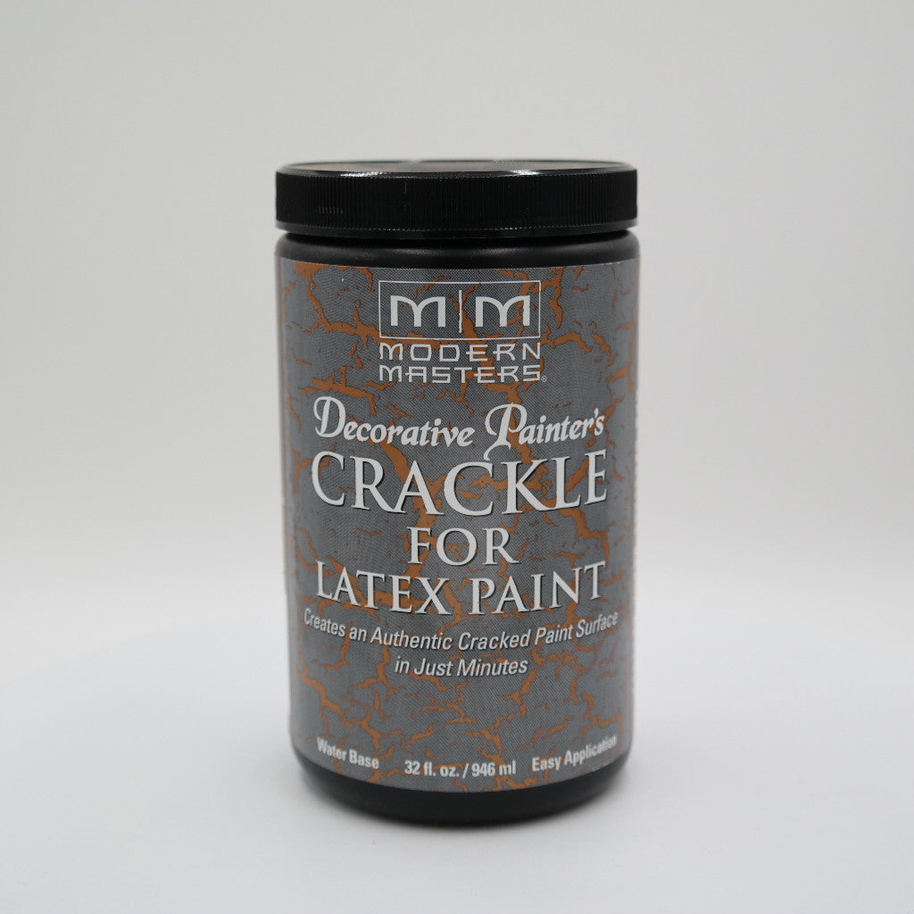 Modern Masters Crackle For Latex Paint 32 Oz.