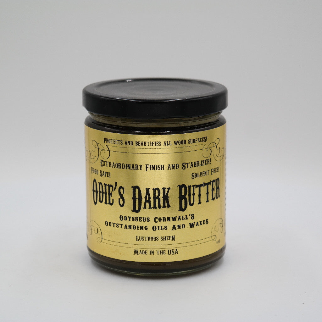 Odie's Dark Butter (9 oz.)