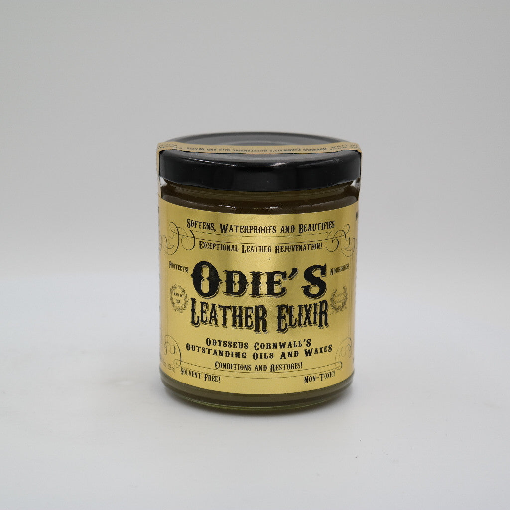 Odie's Leather Elixer (9 oz.)
