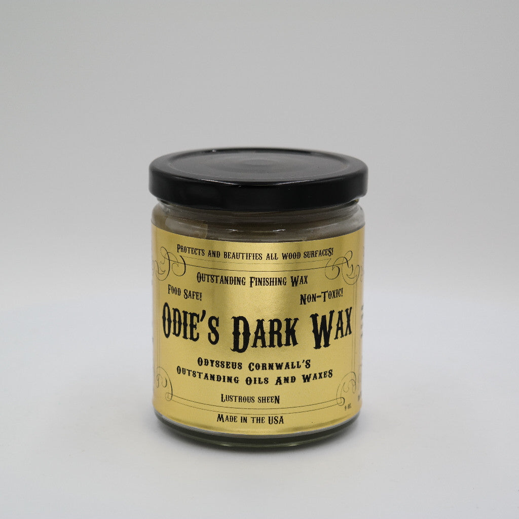 Odie's Dark Wax (9 oz.)