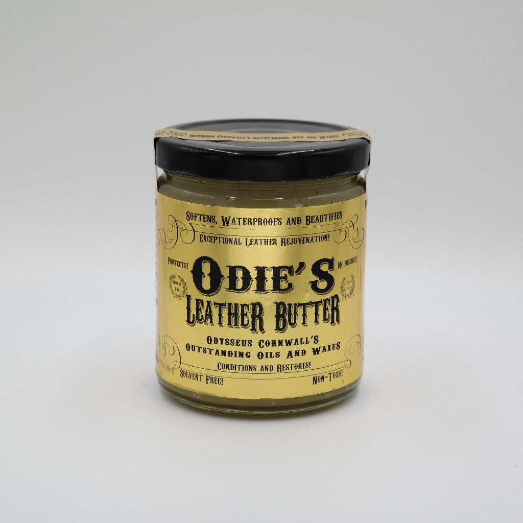 Odie's Leather Butter (9 oz.)