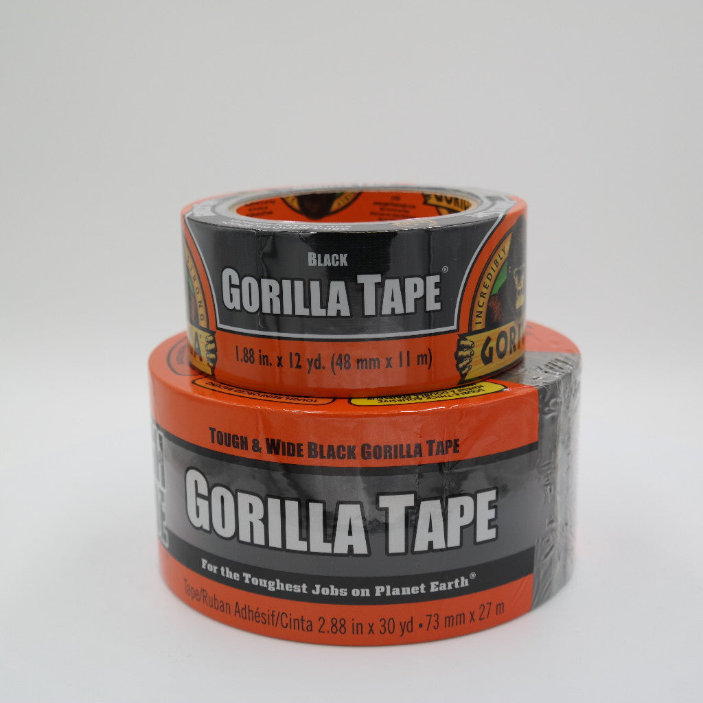 Gorilla Glue Tape Black