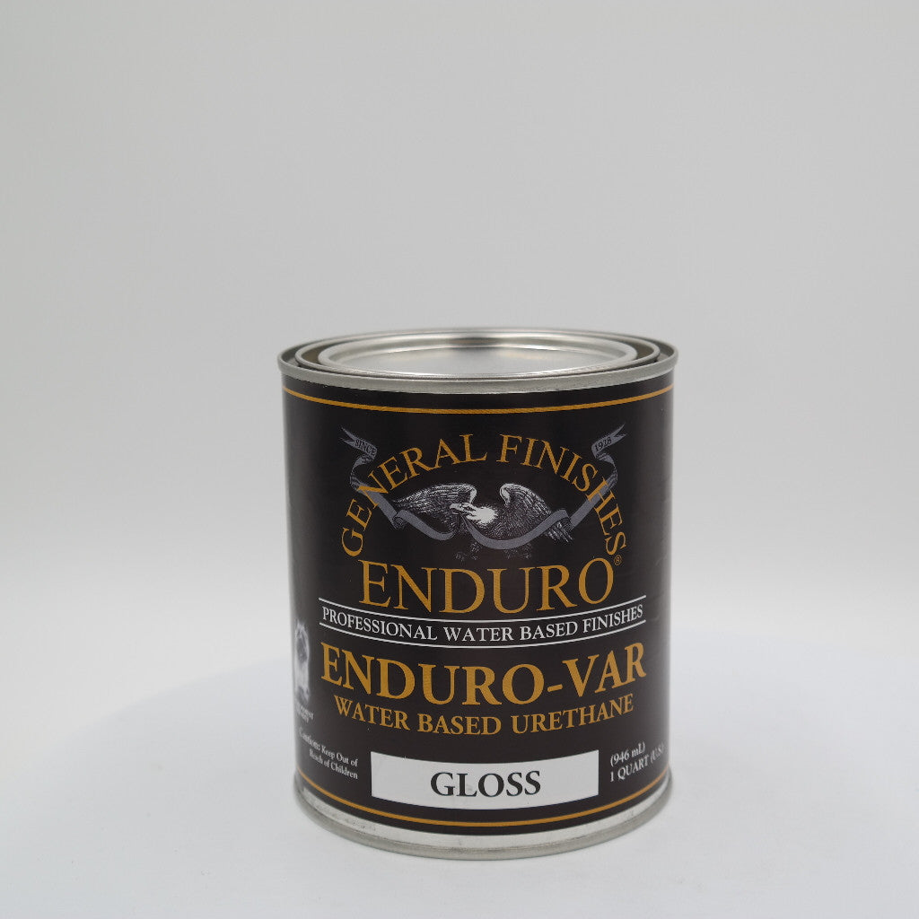 General Finishes Enduro-Var Urethane Varnish