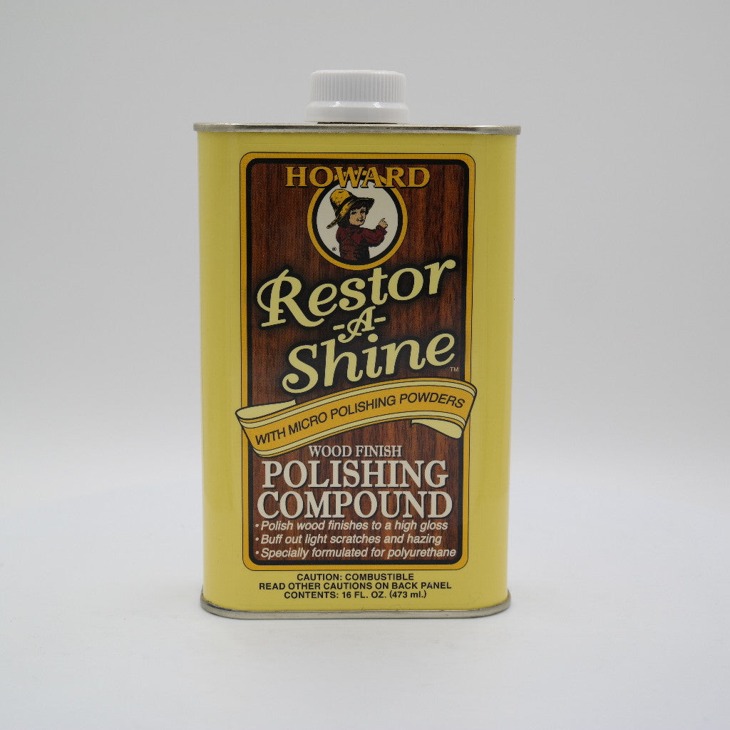 Howard Restor-A-Shine Polishing Compound