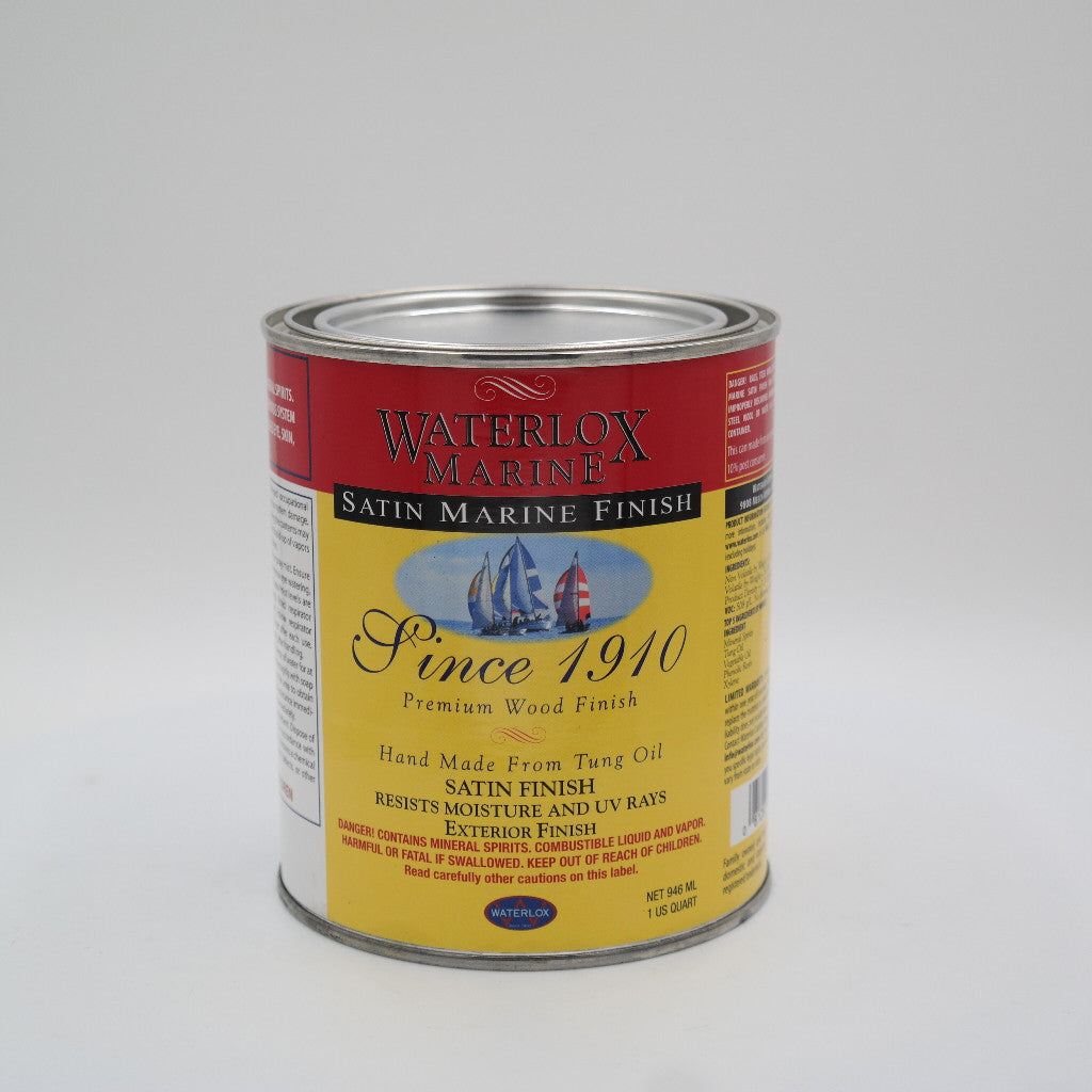 Waterlox Marine Satin Sheen