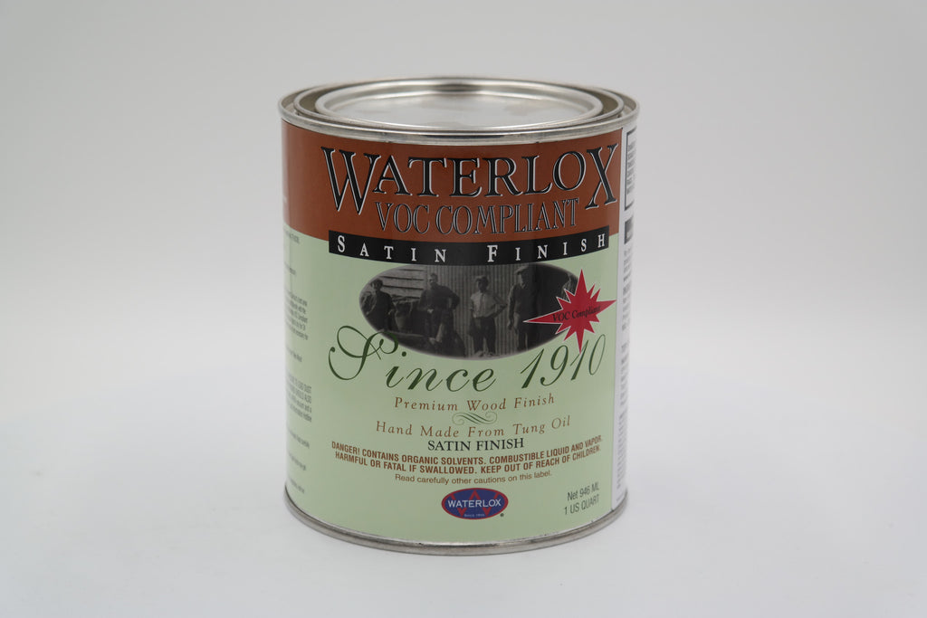 Waterlox 350 VOC Satin Quart