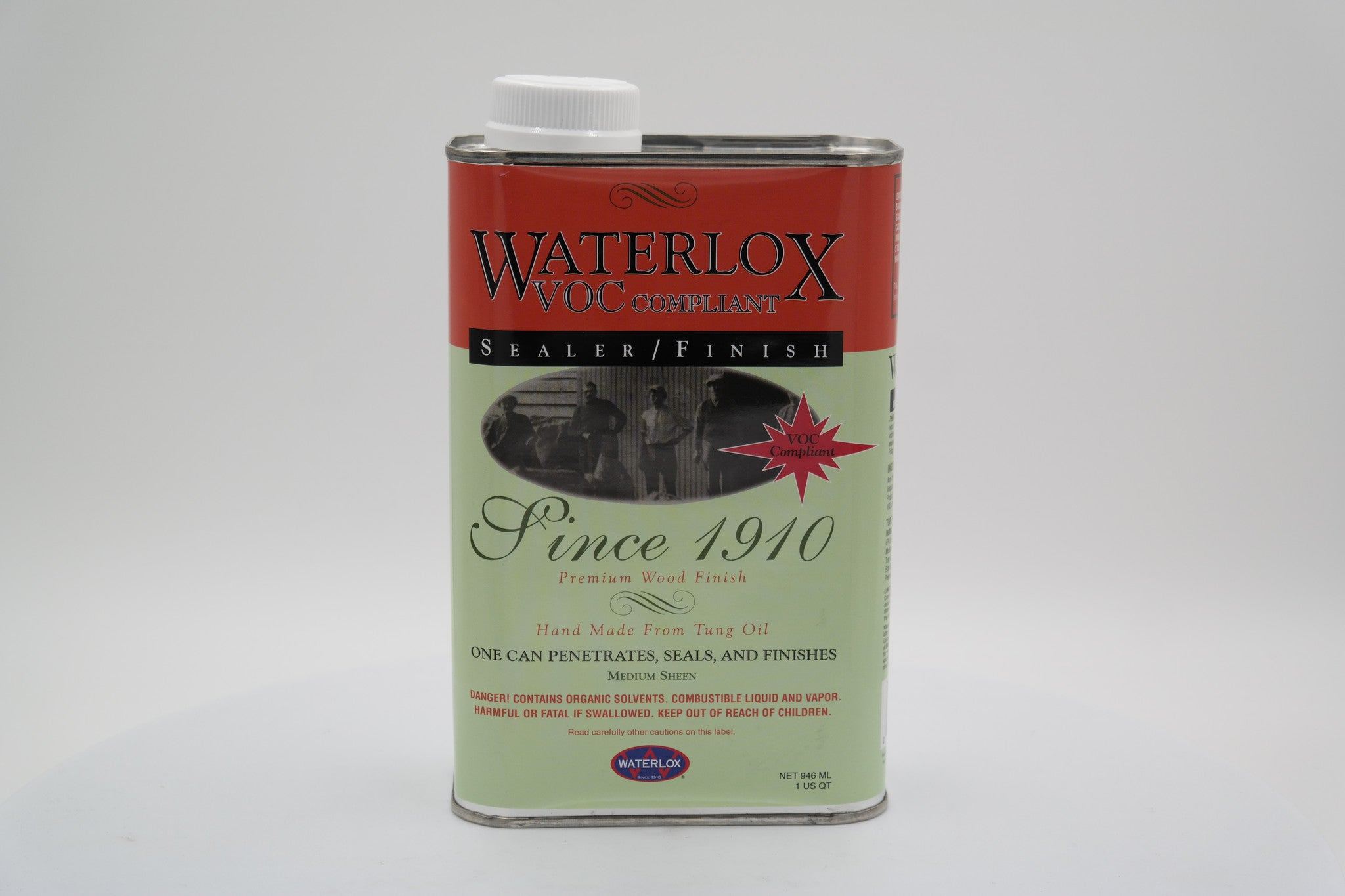 Waterlox 350 VOC Sealer/Finisher