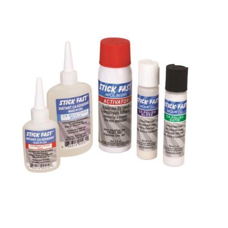 Stick Fast Wood Finishing Kit