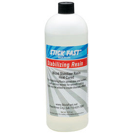 Stick Fast Wood Stabilizing Resin