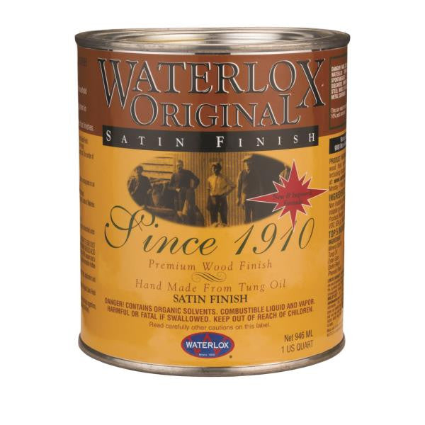 Waterlox Satin Finish