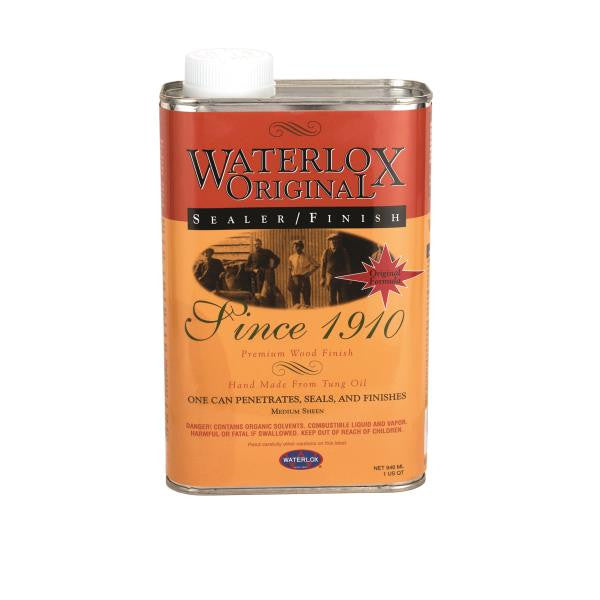 Waterlox Sealer/Finish