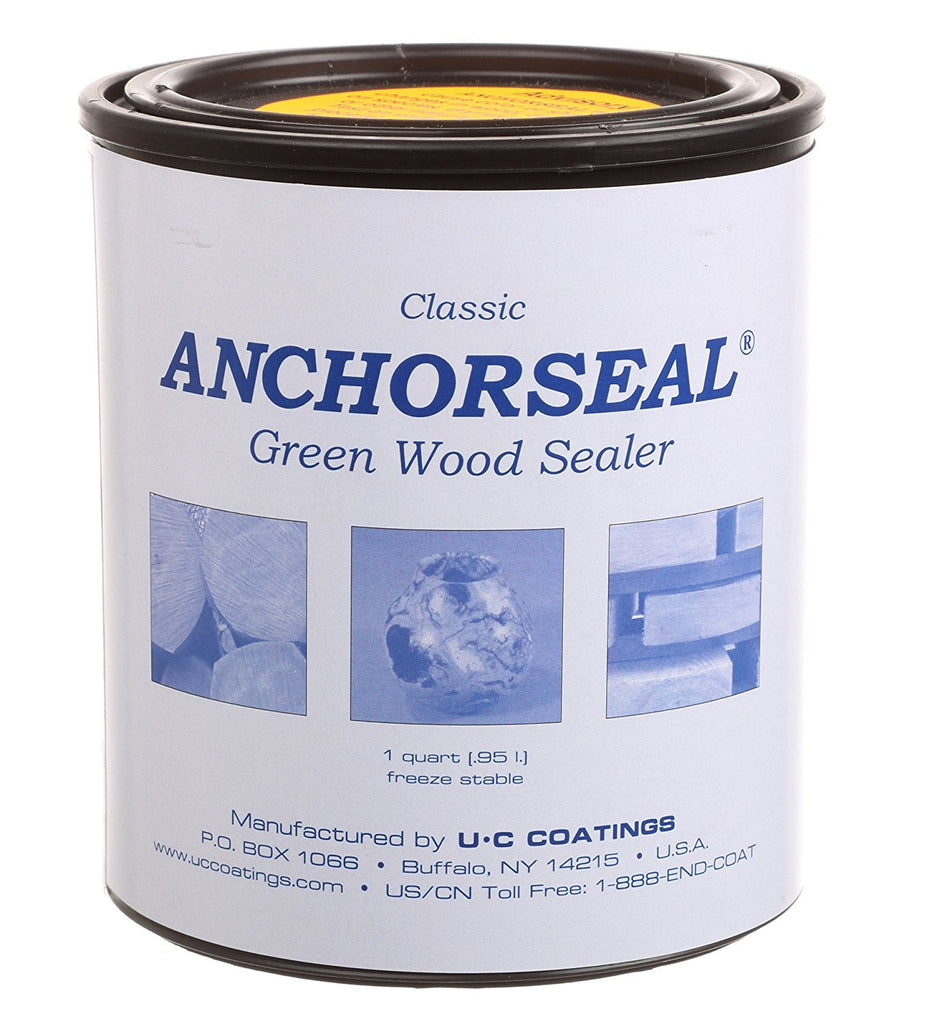 Anchorseal Classic Green Wood Sealer