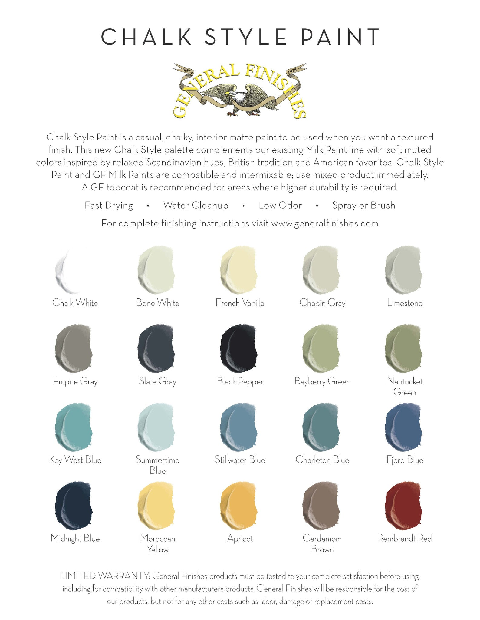 General finishes chalk style paint west michigan finishes general finishes chalk style paint nvjuhfo Images