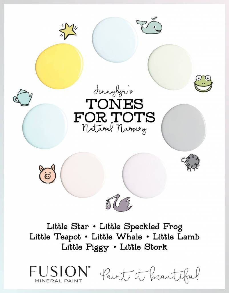 Fusion Tones for Tots