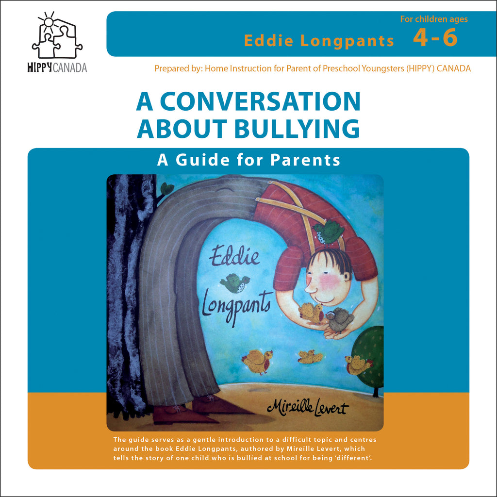 Eddie Longpants A Conversation About Bullying Mothers Matter Centre