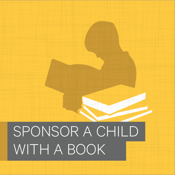 Sponsor a Child with a Book