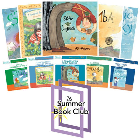 A Mothers Matter Special Reading Program: The Summer Book Club!