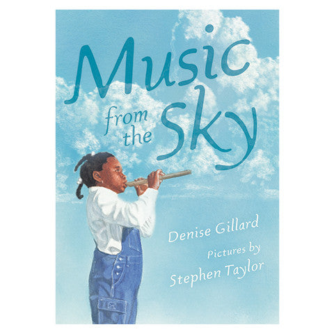 Music from the Sky book cover