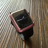 Apple watch case with scratch protector - Decouart - 3