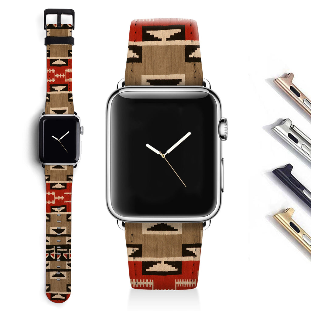 Navajo Designer Apple watch band S003