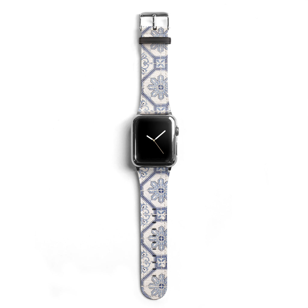Floral Designer Apple watch band S004