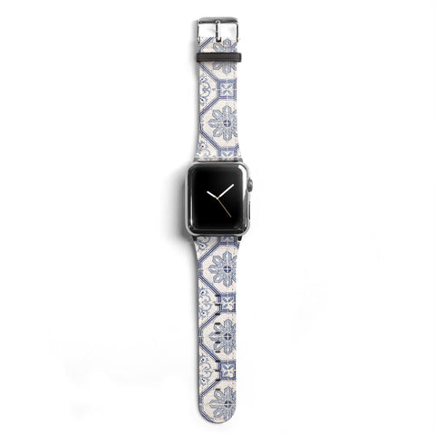 Floral Apple watch band S004 - Decouart