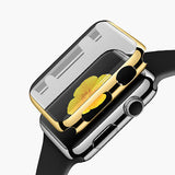 Apple watch case with scratch protector - Decouart - 1