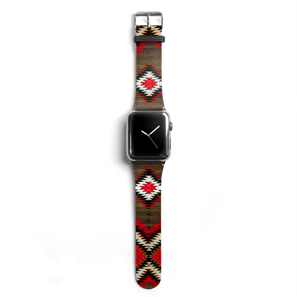 Navajo Designer Apple watch band S005 - Decouart