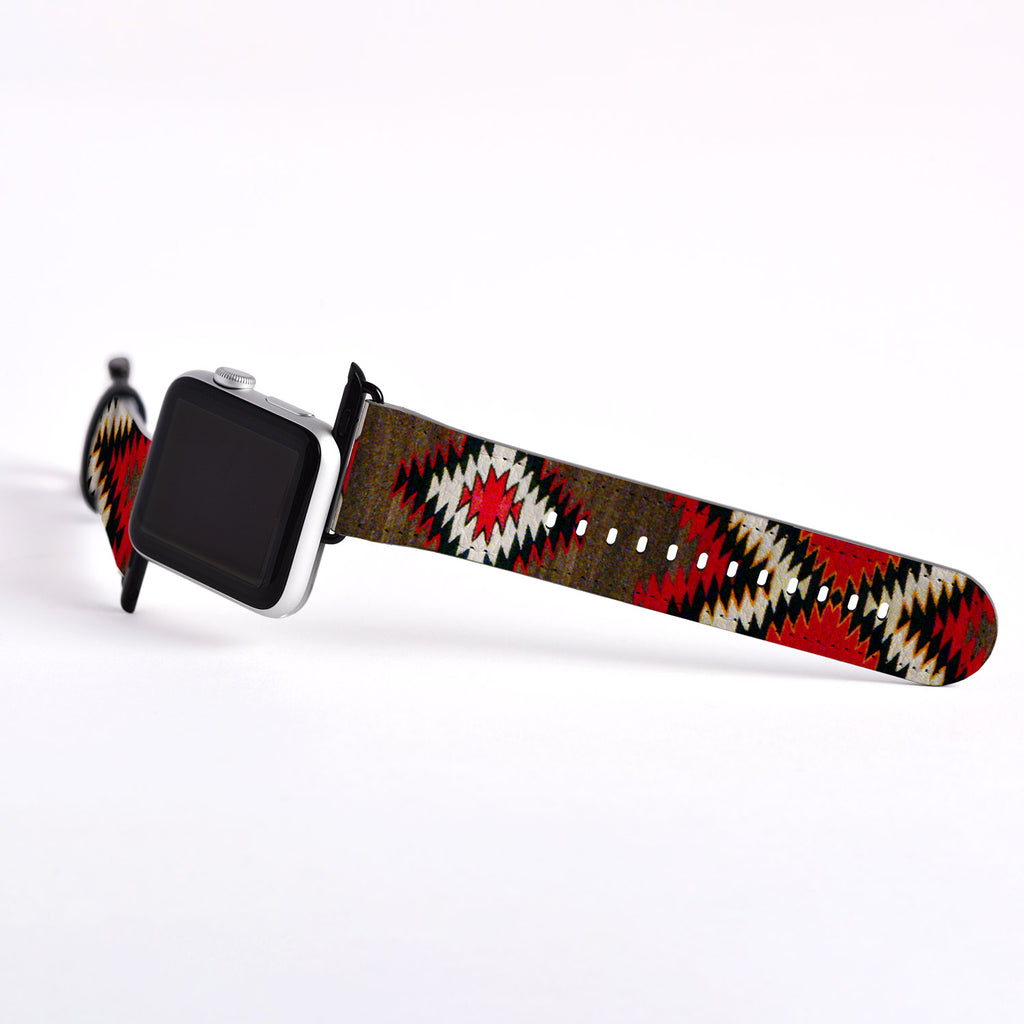 Navajo Designer Apple watch band S005
