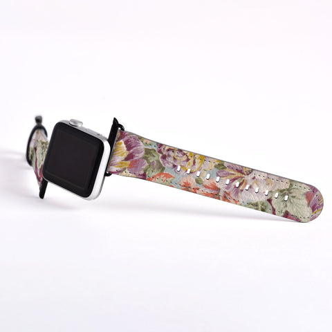 Floral Designer Apple watch band S008 - Decouart