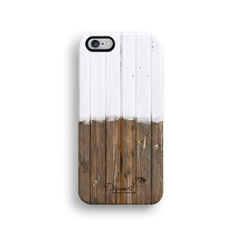 Wood iPhone 7 case, iPhone 7 Plus case S009 - Decouart - 1