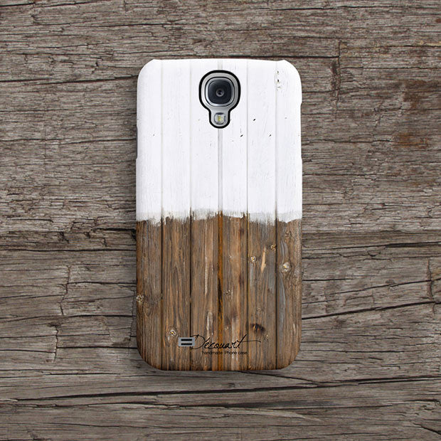Wood iPhone 11 case S009 - Decouart