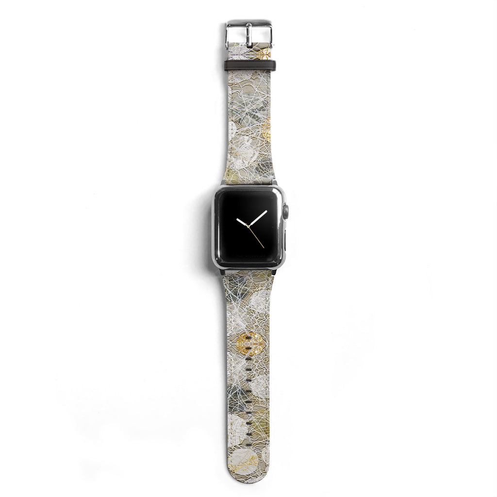 Abstract Designer Apple watch band S023 - Decouart